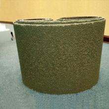 堆积磨料强力砂带卷