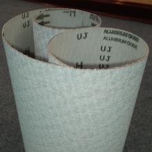 进口纸菱形防堵纸基砂带卷
